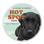 canine hot spot