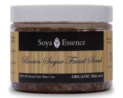 soya-essence-organic-brown-sugar-facial-scrub